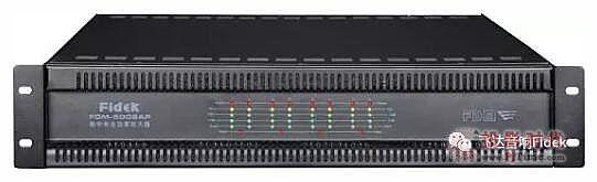飞达FDM多通道功率放大器,让系统集成更灵活易用!