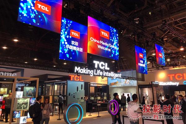 4K再乘以4倍,TCL新品X10 QLED 8K TV亮相CES展