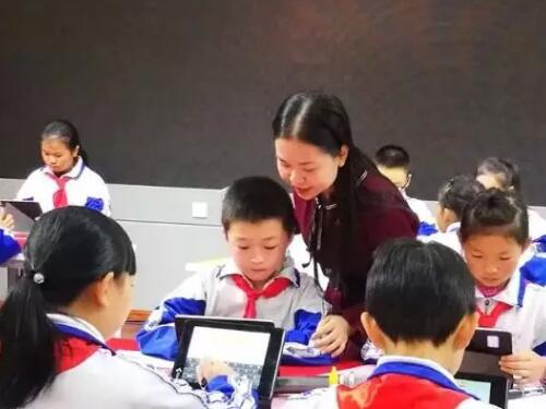 """藏粤两省区""""互联网+优课""""教研展示活动"""