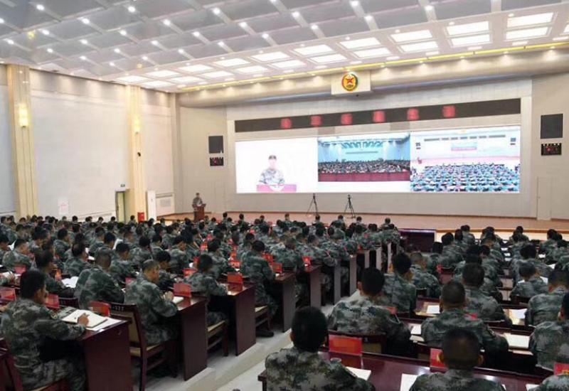 科技强军・助力陆军练兵备战及转型建设集训