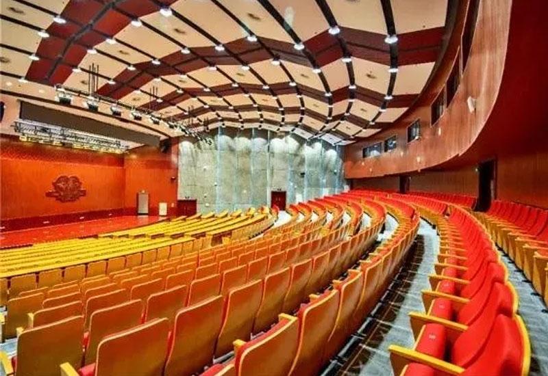 大型报告厅同声传译解决方案:APEC峰会巴新国际会议中