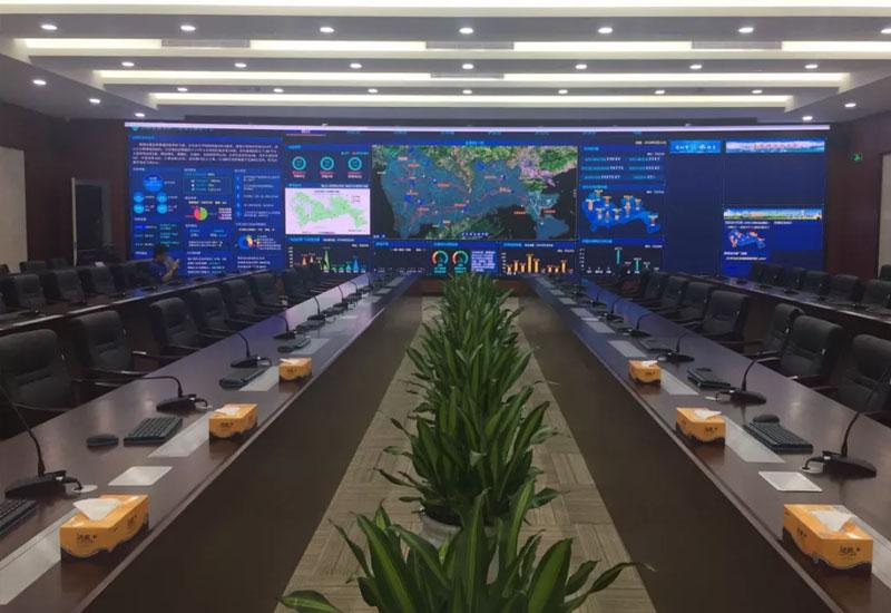 图形图像综合管理平台解决方案:深圳水务局指挥中心
