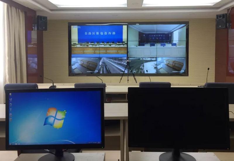 图形图像综合管理平台解决方案:新疆呼图壁某综治中心