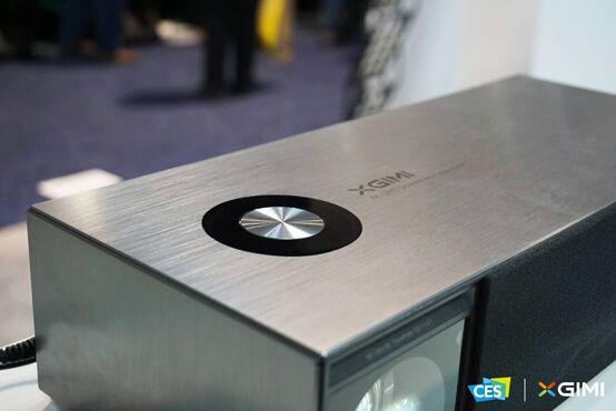 极米科技携4K新品亮相CES  全球化发展成绩喜人