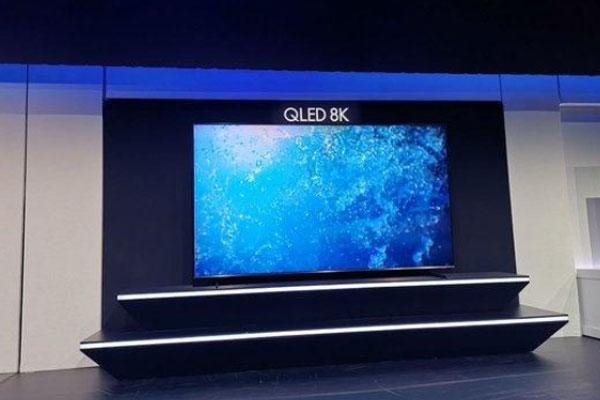 三星Q900系列高端8K电视