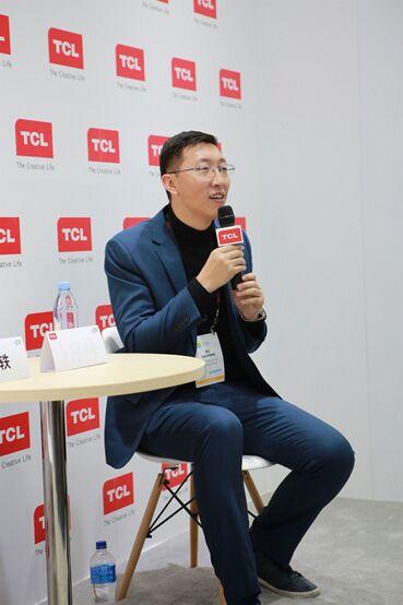 """TCL王轶:TCL有""""自信""""当火车头,2019彩电市场可以""""跑得更快,驶得更远"""""""