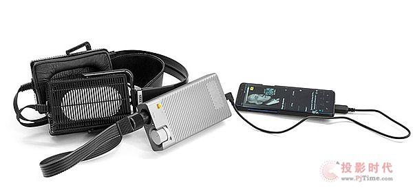 方便携带:Stax SRM-D10静电耳机扩大机