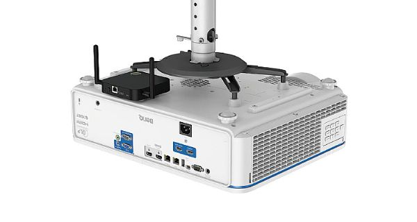 明基将在ISE2019展示4K激光投影机