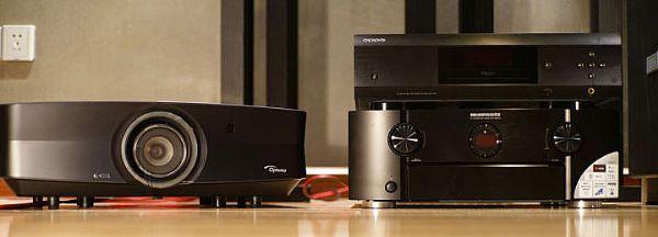 3D家庭影院投影机、音箱、功放、碟机不会连?看完这篇图文示范就