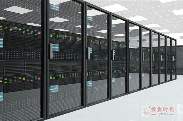 指挥中心的服务器设备集中到机房统一放置