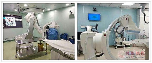亿联设备在重症监护室部署实景