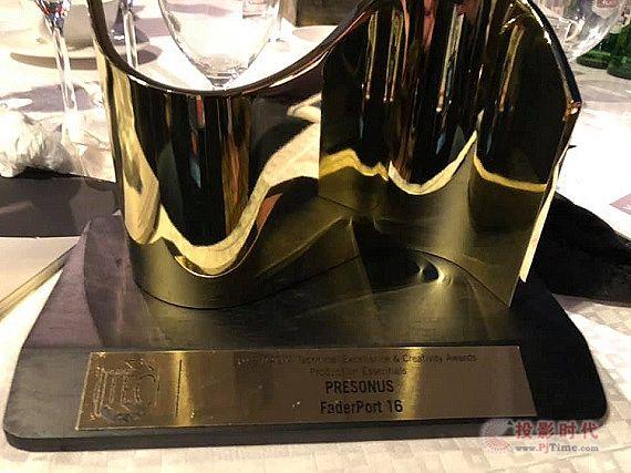 PreSonus 荣获第34届TEC大奖