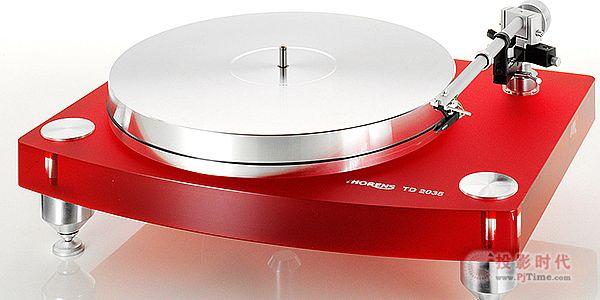通透感极佳:Thorens TD 2035黑胶唱盘