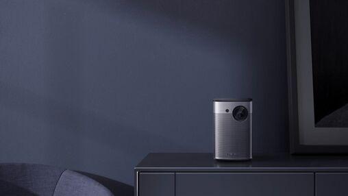 极米N20和PlayX上线华为商城  给你HUAWEI HiLink智能家居体验