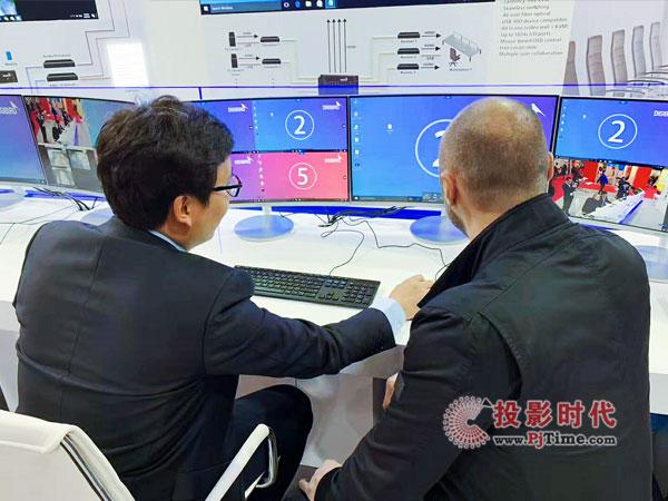 ISE2019 小鸟科技智慧管控理念打响开年第一展