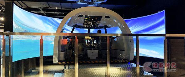 博物馆仿真驾驶系统