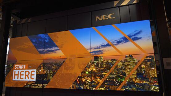 好事成双!NEC在2019 ISE国际视听展上斩获双项大奖
