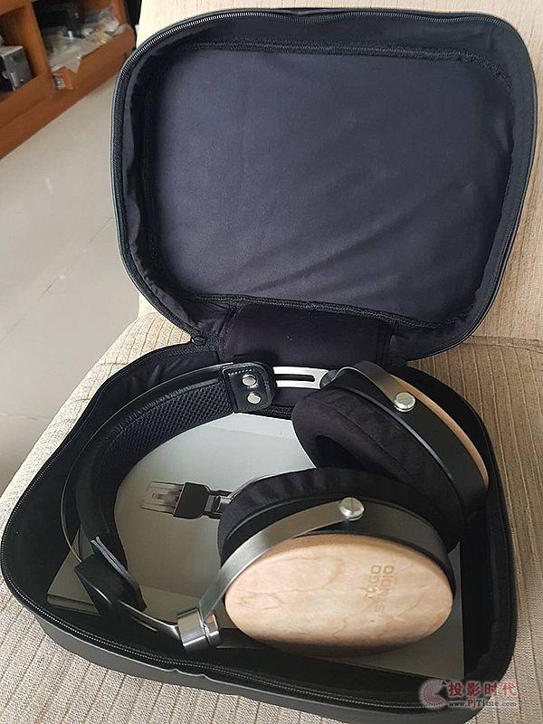 日本枫木外壳:Tago Studio T3-01耳罩耳机