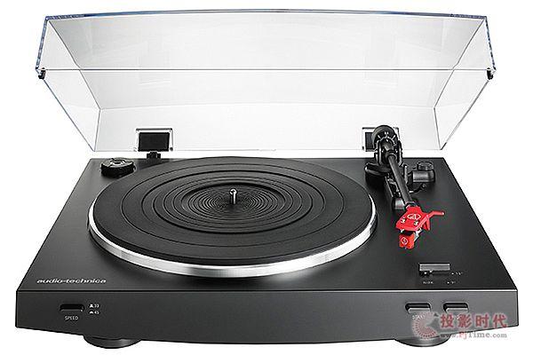 操作易上手:Audio-Technica AT-LP3黑胶唱盘