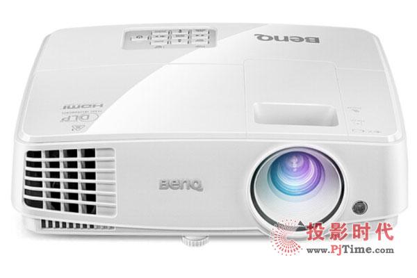 明基商务投影机MX3291+