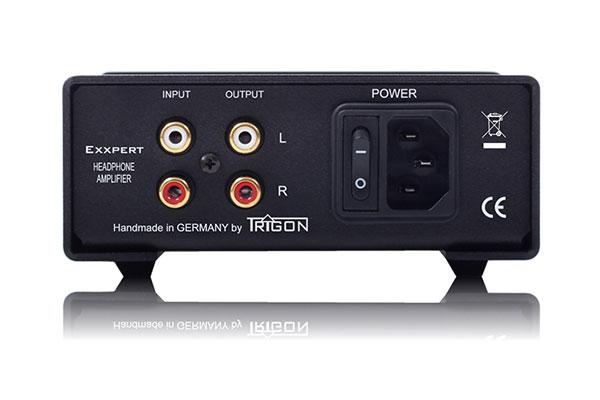 简洁实用:Trigon Exxpert耳机扩大机
