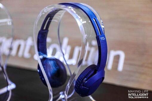 TCL耳机来了!品牌大厂20年匠心出击搅动国内耳机市场格局