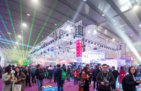 2019广州国际专业灯光、音响展览会参与人数创下历史新高