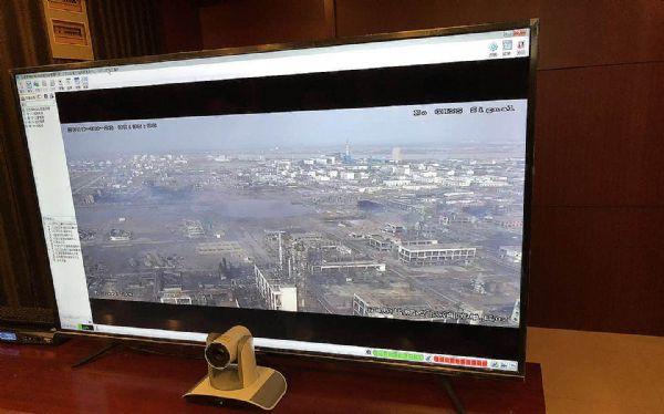 华平4G、卫星图传系统全力保障应急救援