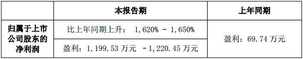 雷曼股份发布2019年一季度业绩预告