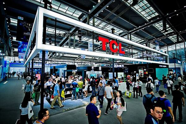 TCL电子2019年首季度电视机销售量达844万台 同比大幅增长32.5%