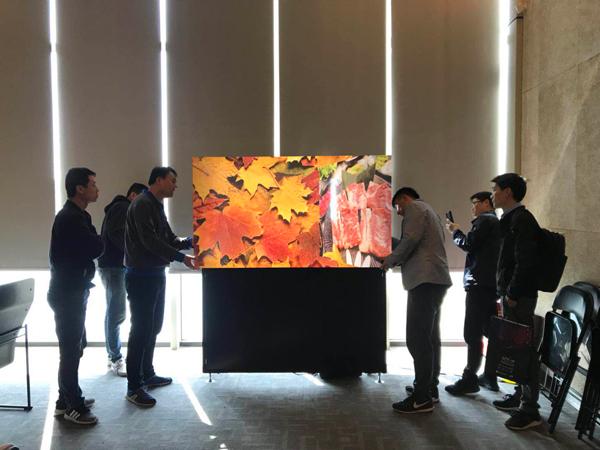 """""""激""""活表现力!光峰推出展览展示专业级激光工程投影机S系列"""