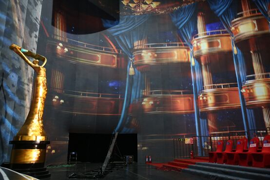 NEC闪耀第九届北京国际电影节开闭幕式