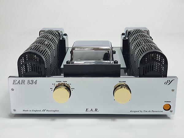 管机美声一次享有:EAR管机进驻统领音响