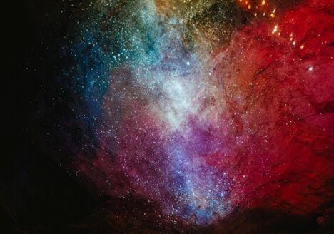 穿越万年的时光之旅Vivitek(丽讯)投影机炫彩瑶琳仙境