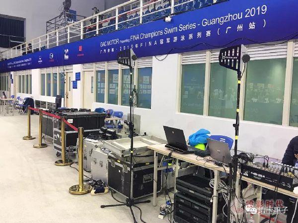 力卡专业演出音频系统助力2019FINA冠军游泳赛!