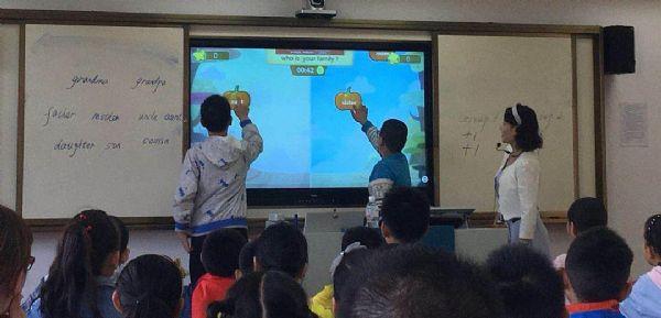 希沃公益故事:让信息化教学走进村小