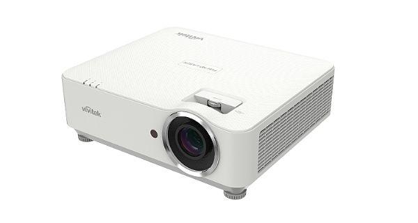 丽讯推出新款D3600Z系列小型激光投影机