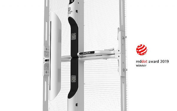 专业成就非凡,奥蕾达ATR租赁系列透明屏斩获德国红点设计大奖