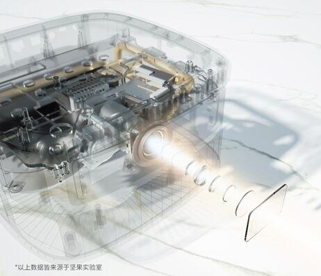 装备远场智能语音 坚果J7S智能投影上线预约
