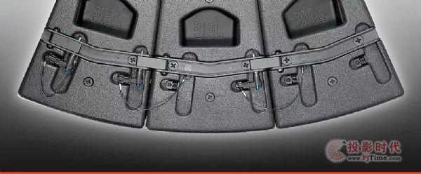 JBL VRX900系列扬声器流动演出系统