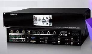 CR-X6高清录播一体机 ▏让会议录播多一种选择