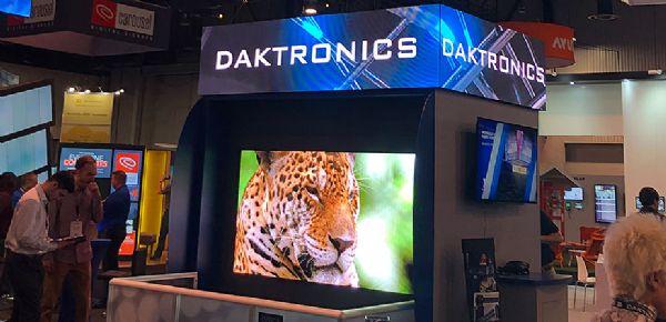 达科推出0.9mm micro-LED原型