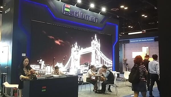 美国InfoComm 2019:一个属于LED显示的时代即将到来