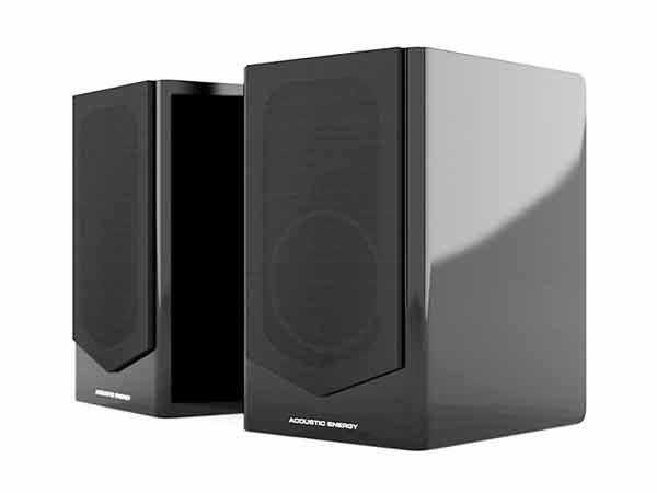 RSC谐振控制箱体:Acoustic Energy AE500书架音箱