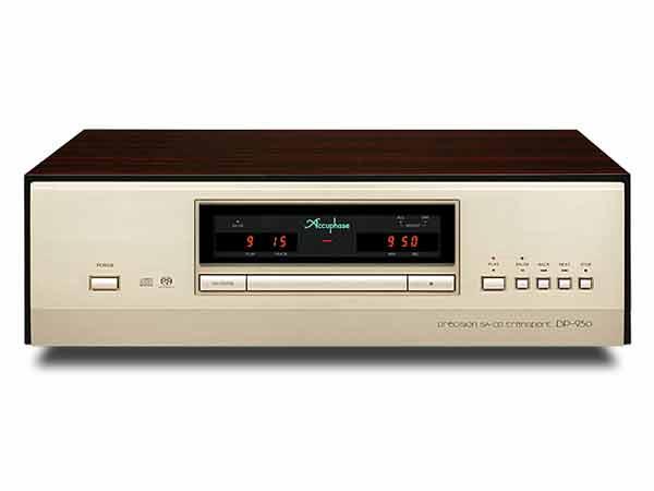 旗舰风范 Accuphase:DP-950 SACD/CD转盘
