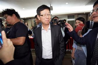 富士康新任董事长Young Liu