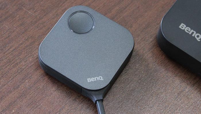 无线会议协作精灵,明基应答秀WDC10试用——外观篇