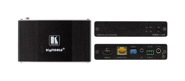 克莱默全新4K60 DGKat 2.0延长器