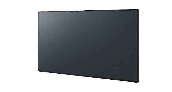 松下为UCC和商业应用设计的4K显示器