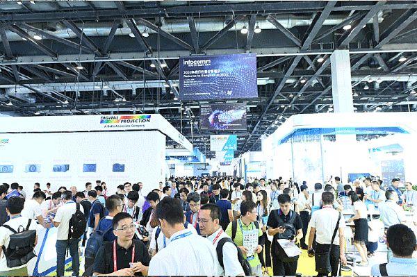 北京InfoComm China 2019 盛大开幕